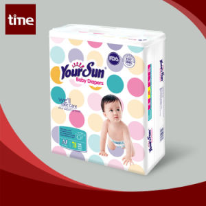 Disposable Baby Diapers with Cartoon pictures & photos