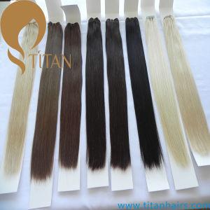 Virgin Remy Human Hair Extension Hair Weave (Titan hair) pictures & photos
