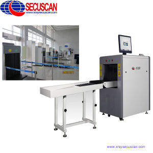Multi-Energy X-ray Security Screening System for Airport Cargo pictures & photos