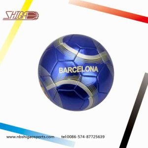 Metallic Leather Soccer Ball&Football pictures & photos