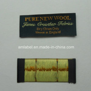 High Quality and Beautiful Woven Label (AMWL20140033)