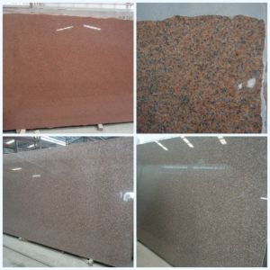China Red Granite Slabs for Floor pictures & photos