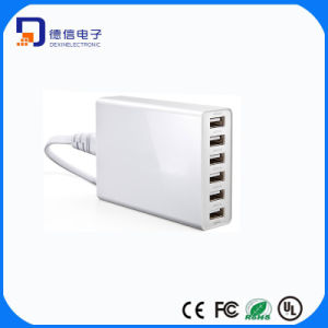 Best USB AC Charger with Six Ports for iPad (LCK-MU017) pictures & photos