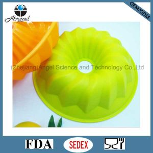 Custom Round Silicone Muffin Pan Muffin Mold Baking Tool Sc07