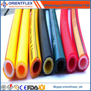 High Quality Flexible PVC Spray Hose pictures & photos