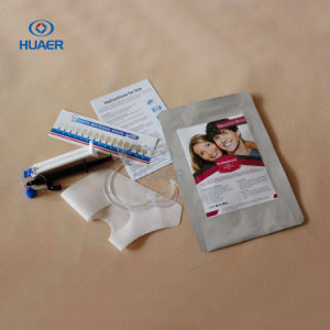 Super Manufacture 35%HP Professional Teeth Whitening Kit for Max 5 Patients pictures & photos