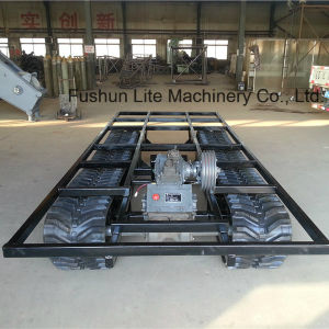 Crawler Chassis for Agricultural Machinery