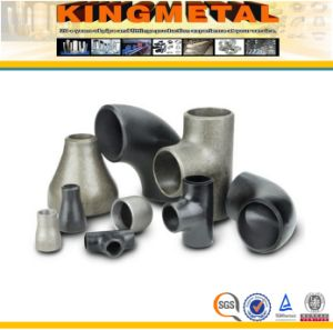Schedule 40 A234 Wpb Carbon Steel Butt Welded Pipe Fittings pictures & photos