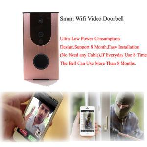 Home Security Camera WiFi Wireless Video Door Phone Doorbell pictures & photos