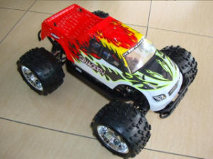 Radio Controlled Cars Electric Powered 1/8th RC Car