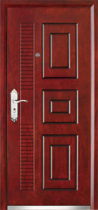 Wooden Front Doors (WX-SW-112) pictures & photos