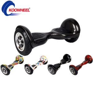 "Koowheel Electric Scooter Two-Wheel Self Balancing Air Board Skateboard 10"" pictures & photos"