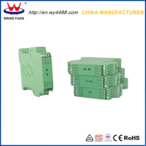 Dual DIN Rail Mount Temperature Transmitter pictures & photos