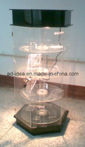 Floor Acrylic Display Stand, Perspex Floor Stand, Exhibition Stand pictures & photos