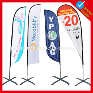 Knife Outdoor Advertising Flying Banner (JMBL-03) pictures & photos
