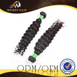 Human Hair Weaving, Remy Hair Weft, 100 Virgin Brazilian Hair (WENDY-1)