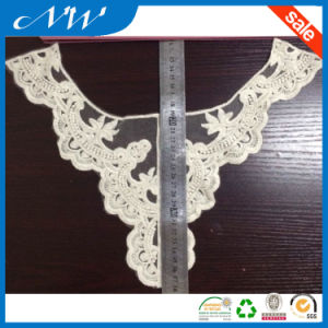 Wholesale 100% Cotton Lace Collar for Garments pictures & photos