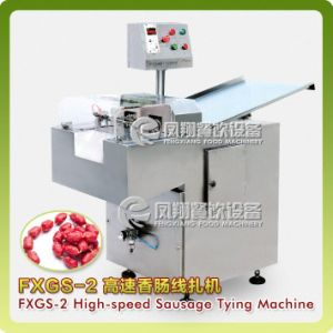 Fxgs-2 High-Speed Sausage Tying Machine pictures & photos