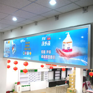 Large Sizeedge Light LED Super Slim Light Box