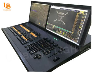 PC Light Console DMX Controller with Screen pictures & photos