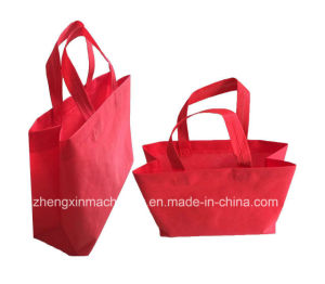 Full Automatic Non Woven Shopping Bag Making Machine (Zxl-E700) pictures & photos