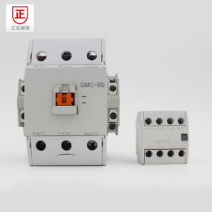 Types of Contactor Protect Power Circuit Three Pole Gmc pictures & photos