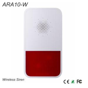 Alarm Accessory 1km Transmit Distance Wireless Siren {Ara10-W} pictures & photos