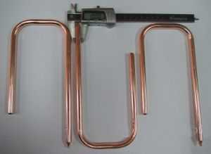 10mm Cooling Copper Bending Heatpipe pictures & photos