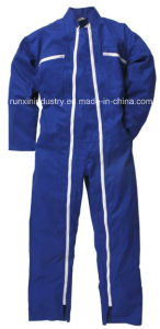 Long Sleeve Blue Color Safety Coverall 101 pictures & photos