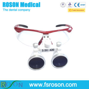 3.5X Medical Surgical Magnifier Dental Loupes pictures & photos