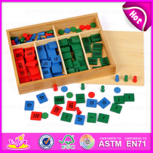 2016 New Design Digital Educational Toy, Fashion Wooden Digital Educational Toy, Popular Wood Kid Digital Educational Toy W11A038 pictures & photos