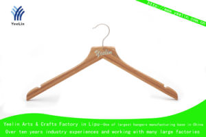 Bamboo Hanger for Shop and Home (YLBM6615-NTLNR1) pictures & photos