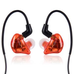 Ba in-Ear Earphone with 2 Knowles Speakers