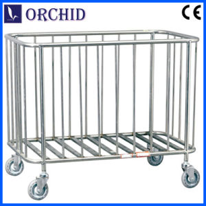 Stainless Steel Dressing Trolley (Q-16)