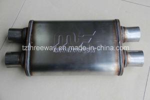 Magnaflow Oval Muffler-- Dual/Dual 2.25′′/2.25′′ pictures & photos