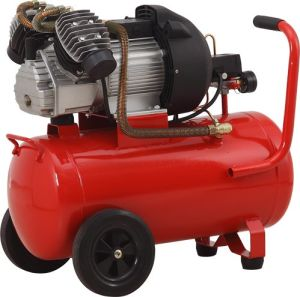Ce Approved 50L 3HP Direct Driven Air Compressor (ZVA50) pictures & photos