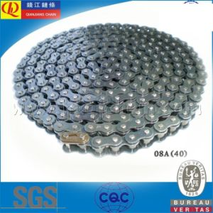 Short Pitch Precision Roller Chain with Blue Color pictures & photos