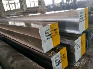 [1.1730cr] Alloy Square730cr] Alloy Square Bar, Steel Forged Flat Bars in Rough Turned Surface pictures & photos
