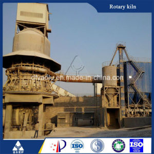 Low Energy Best Price Metallurgy Rotary Lime Kiln pictures & photos