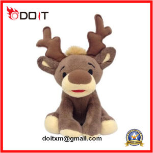 Cute Soft Plush Moose Stuffed Animals Toy pictures & photos