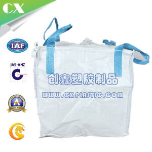 PP Woven FIBC Bulk Bag Big Sack Jumbo Bag with Baffle Inside pictures & photos
