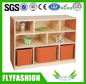 Wood High Quality Children Book Cabinet (SF-130C) pictures & photos