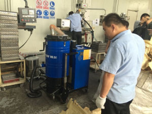 Guangzhou Hi-Power Factory Heavyduty Industrial Vacuum Cleaner/ Industrial Dust Cleaning Machine pictures & photos