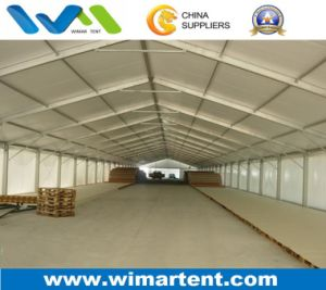 Aluminum Ridge Shape Temporary Warehouse Tent for Military, Work Shop, Aircraft Hangar pictures & photos