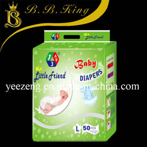 Disposable Cotton Baby Care Baby Diaper pictures & photos