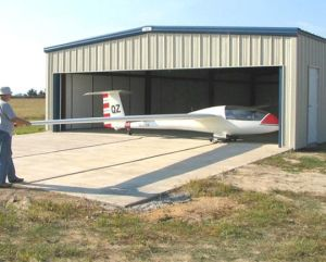 Pre-Engineered Steel Structure Aircraft Hangar (KXD-SSB15) pictures & photos