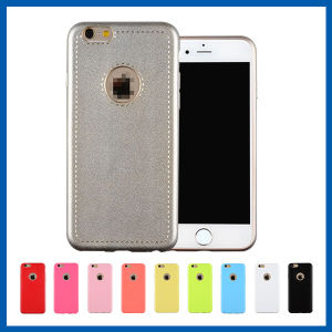 Soft Touch Flexible TPU Case for Apple iPhone6 6s pictures & photos