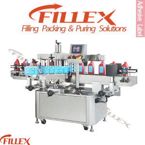 High Efficiency Adhesive Labeling Machine pictures & photos