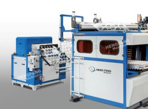 Inline Extruder and Thermoforming for Plastic Cup pictures & photos