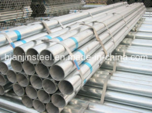 Hot Sale Dn20 Hot Dipped Galvanized Steel Pipe pictures & photos
